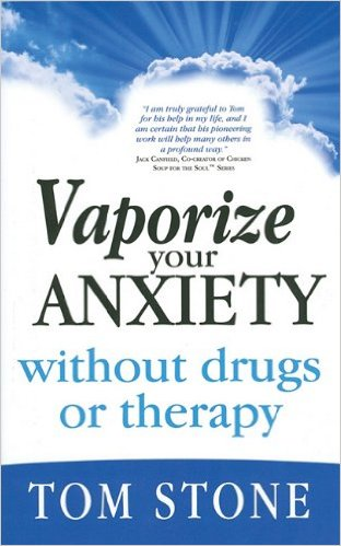 Vaporize Your Anxiety cover image